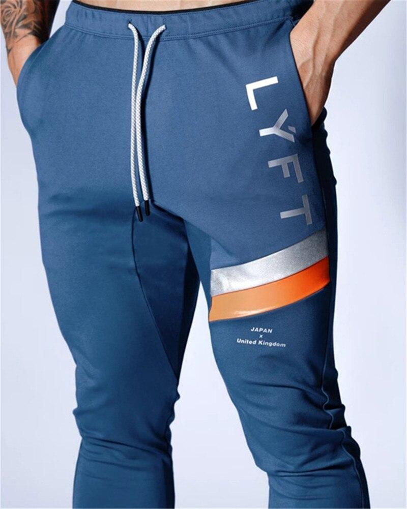 2020 JAPAN & United Kingdom Jogging Running Men Sport GYM Pants Sweatpants Men Sportswear Fitness Trackpants Workout Trousers