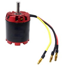 N6354 270KV Brushless Motor High Power for Belt-Drive Balancing Scooters Electric Skateboards with Motor Holzer(China)