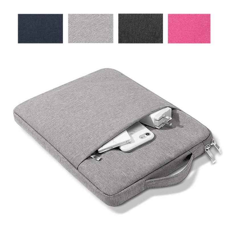 Tablet Sleeve Case For Huawei T5 10 Zipper Zipper Handbag Cover For Huawei MediaPad T5 10.1 AGS2-W09/L09/L03/W19 Pouch Bag Case