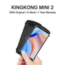 4 ''Cubot Kingkong Mini 2 téléphone intelligent robuste étanche Android 10 double Sim 3000mAh Mini téléphone portable 3GB + 32GB 13MP caméra
