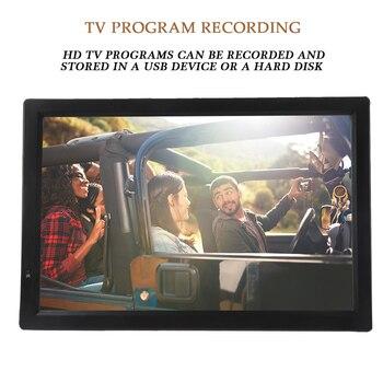 LEADSTAR 14inch ATV/UHF/VHF Portable Digital TV High Sensitivity Tuner TV Program Recording 1080P Portable TV 1