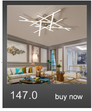 H245b7a12ea5340a680bc9d7be11601b74 Bedroom Living room Ceiling Lights Lamp Modern lustre de plafond moderne Dimming Acrylic Modern LED Ceiling lamp for bedroom