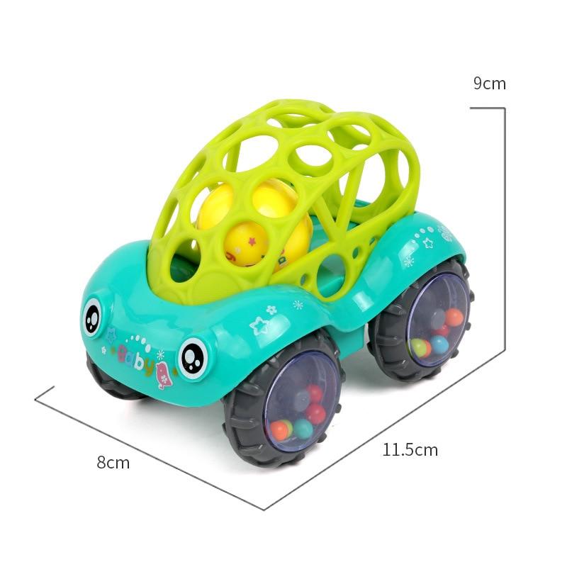 Бебешки дрънкалки мобилни забавни - Играчки за бебета и малки деца - Снимка 6