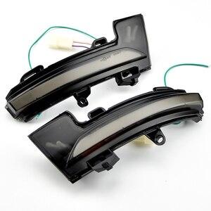 Image 5 - Voor Skoda Octavia Mk3 A7 5E Dynamische Led Richtingaanwijzer Blinker Spiegel Licht Voor Vw T Roc Troc 2014 2015 2017 2018 2019