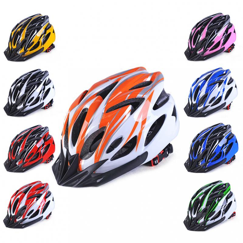 Bike Helmet Head-Protector Bicycle Mountain Professional Off-Road Hot Unisex Adjustable title=
