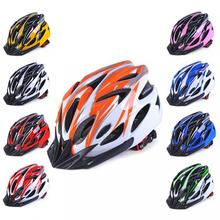 Profesional novedoso Mountain Off-Casco de bicicleta de carretera ligero transpirable Unisex Protector de cabeza ajustable casco de bicicleta cascos de ciclismo