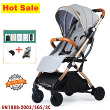 Light Travel Baby Stroller Portable Infant Trolley Prams New
