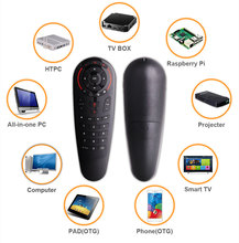 G30 Air Mouse g30s fly airmouse 2.4G pilot zdalnego sterowania Google Voice dla Htv 6 box Xiaomi i9 X96 H96 max Mag 322 tv, pudełko