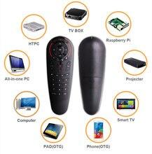 G30 Chuột G30s Bay Airmouse Điều Khiển Từ Xa 2.4G Điều Khiển Google Tiếng Nói Cho Htv 6 Hộp Xiaomi I9 X96 h96 Max Mag 322 Tv Box
