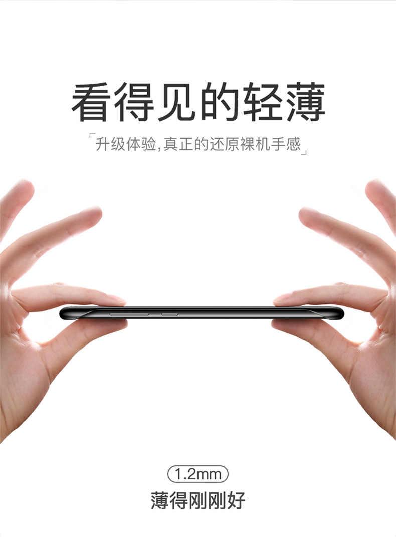 Pour Xiaomi Redmi Note 9S étui rigide PC mat Transparent mince avec anneau protéger coque arrière pour xiaomi redmi note 9 pro max