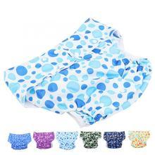 Взрослые моющиеся тканевые подгузники, Регулируемые Многоразовые ультра абсорбирующие штаны для недержания подгузников, герметичные подгузники для мужчин и женщин