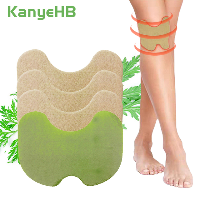6/12/20/24pcs Knee Medical Plaster Wormwood Extract Joint Ache Pain Relieving Sticker Rheumatoid Arthritis Body Patch 1
