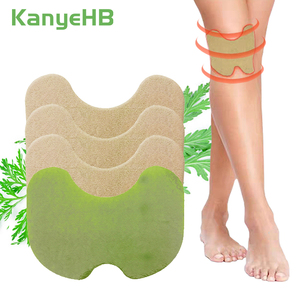 6/12/20/24pcs Knee Medical Plaster Wormwood Extract Joint Ache Pain Relieving Sticker Rheumatoid Arthritis Body Patch