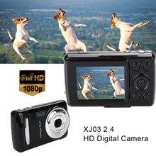 Black Ultra Photo Camera 16MP Ultra-clear HD Digital