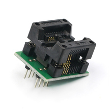 SOIC8 SOP8 to DIP8 Wide-body Seat Wide 200mil Programmer Adapter Socket