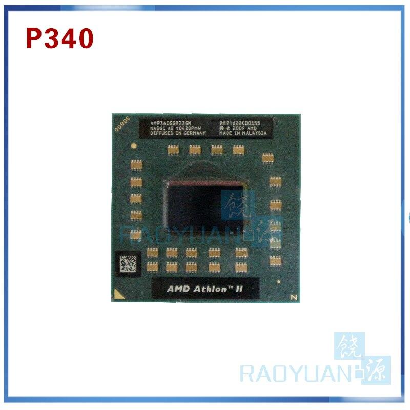 AMD Turion 64 X2 TL-64 2.2 GHz 800 MHz TMDTL64HAX5DM S1 CPU US Free Shipping