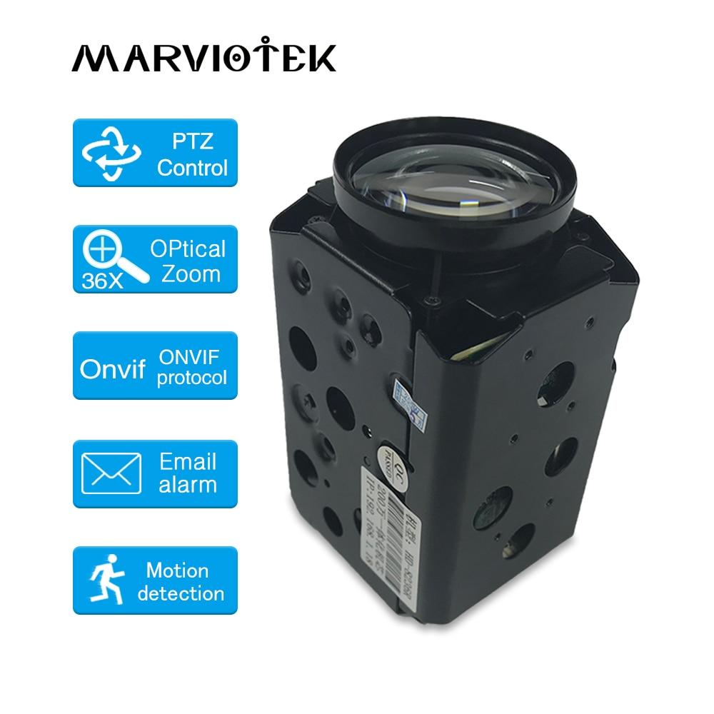 H.265 1080P CCTV kamera modul ptz ip kamera Otthoni biztonság 36X - Biztonság és védelem