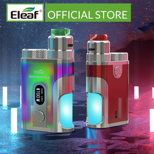 Image 1 - Original 100W Eleaf Kit Pico Squeeze 2 Kit mit Korallen 2 Zerstäuber 8ml tank elektronische zigarette vape kit