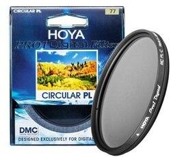 HOYA PRO1 цифровой CPL 77 мм круговой поляризационный поляризатор фильтр Pro 1 DMC CIR-PL Multicoat для объектива камеры