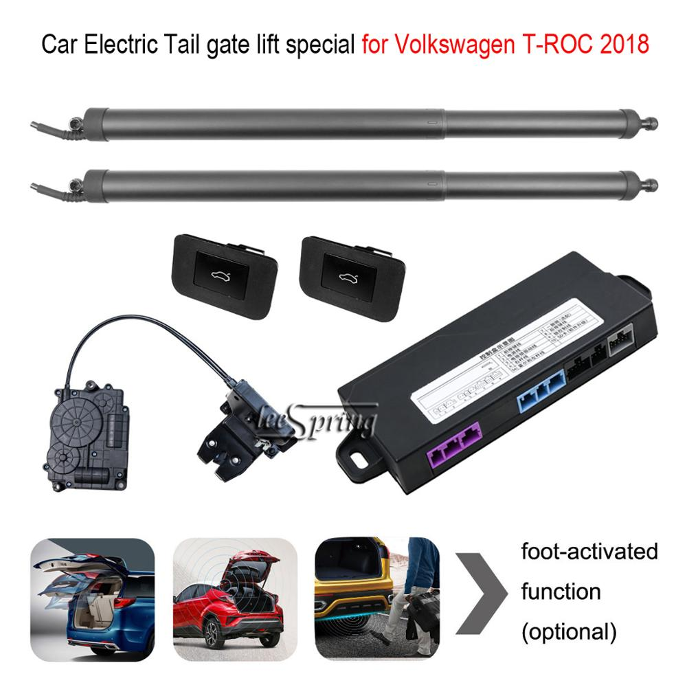 Car Electric Tail Gate Lift Special For VW Volkswagen T ROC T-ROC 2018 Easily For You To Control Trunk