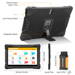 Image 5 - Humzor NexzDAS Pro OBD2 Car Scanner Diagnostic Tool for Auto ABS Airbag SAS Oil DPF EPB Reset ODB2 Support All Systems
