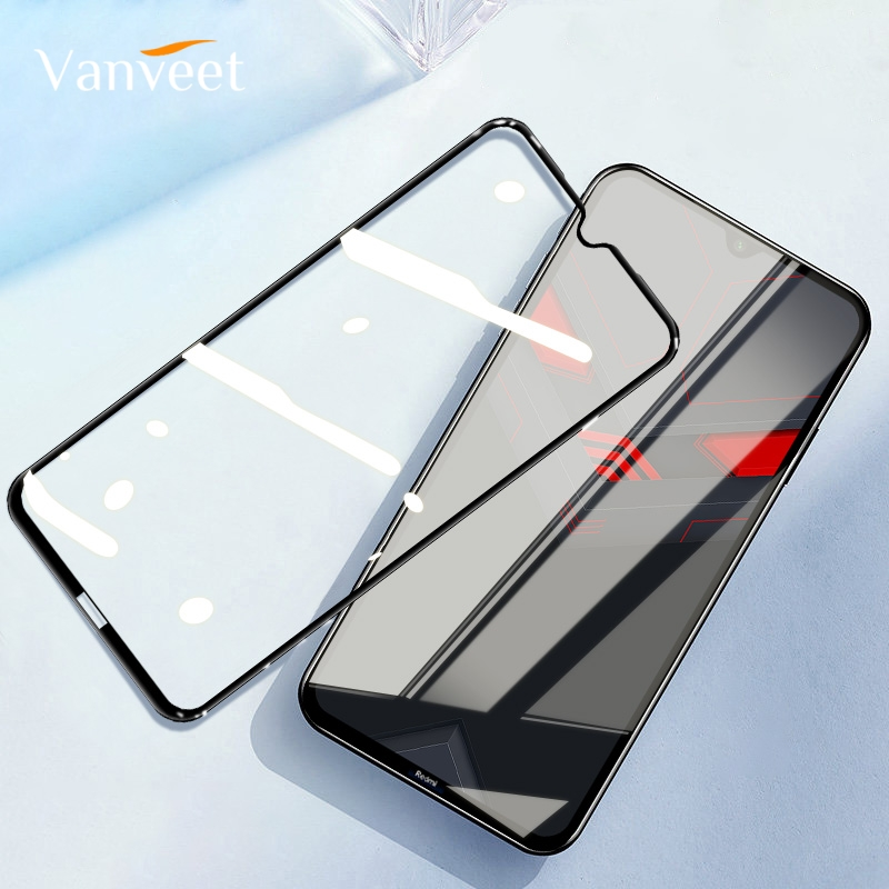 3D Tempered Glass For <font><b>Xiaomi</b></font> Redmi Note 8T <font><b>Screen</b></font> <font><b>Protector</b></font> For Xiaom Redm Note 8 Pro 7 6 7A 8A <font><b>Mi</b></font> 9T Note 3 CC9e CC9 Film Glass image