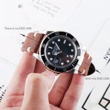 Ремешок для часов из натуральной кожи ремешок подводная лодка