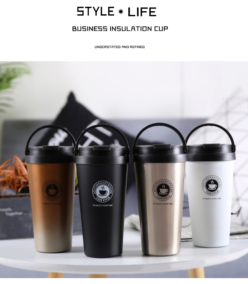 H2460852f7c1448bea1e58077c307ad672 Hot Quality Double Wall Stainless Steel Vacuum Flasks 350ml 500ml Car Thermo Cup Coffee Tea Travel Mug Thermol Bottle Thermocup