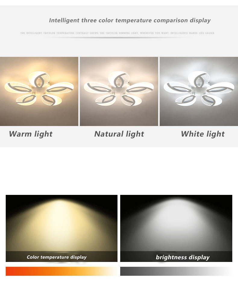 H2460b34bc6524802ac4dc6b67df4cfb0W Nordic Ceiling lights Novelty post-modern for living room Fixtures bedroom aisle LED ceiling lamp Ceiling lighting