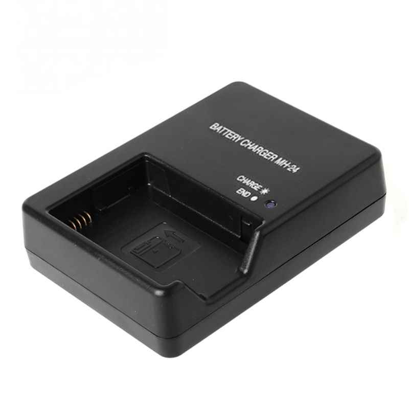 MH-24 cargador de batería para cámara para Nikon En-el14 P7100 P7000 D3100 D5200 D5100 D3200 D3300 D5300 P7000 P7800 MH-24 de litio de masa