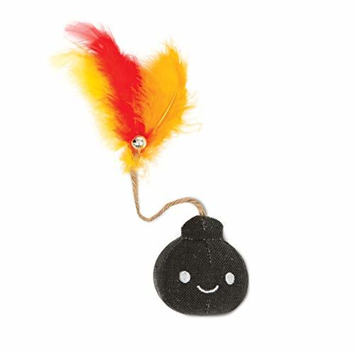 Catit Play Pirates Bomb Catnip Toy