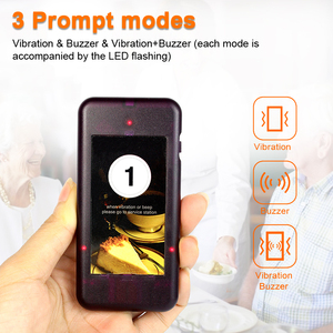 Image 5 - Retekess T111 restaurant pager wireless waiter call system pagers for restaurants restaurant calling system for restaurant cafe