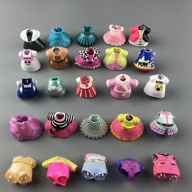 Original Beautiful <font><b>Doll</b></font> Clothes For DIY <font><b>LOL</b></font> Big <font><b>Doll</b></font> Figure Toy Accessories Toy Decorations Products image