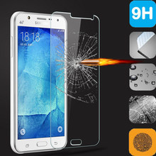 Real Tempered glass For Samsung Galaxy J1 J2 J3 J5 J7 2015 Ace J120 J320 2016 J510 J710 Screen Protector Toughened Glas(China)