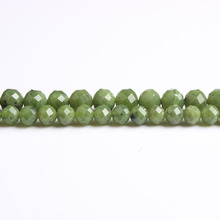 Linxiang Natural Diamond CutAdd jade Bulk Beads 6810 12mm Suitable for DIY Bracelet Necklace Accessories Manufacturing Factory Direct Selling стоимость