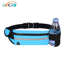 Phone-Bag Waist-Bag Small Female Waterproof Sport Running Mini Women OKKID