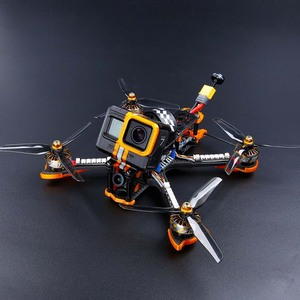 Image 5 - New iFlight Cidora SL5 FPV Drone 4S/6S BNF Squish X 215mm Frame 5inch FPV Freestyle Frame Carbon Fiber Airframe for FPV RC Drone