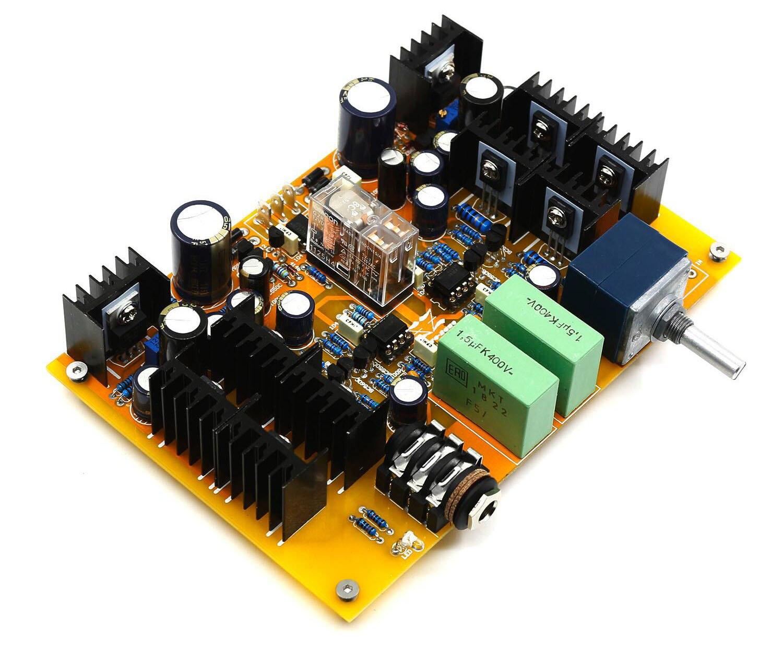 Amplificatore DIY in KIT per cuffie ad alta impedenza H2464169d411d4557aa3690a1c1a704baA