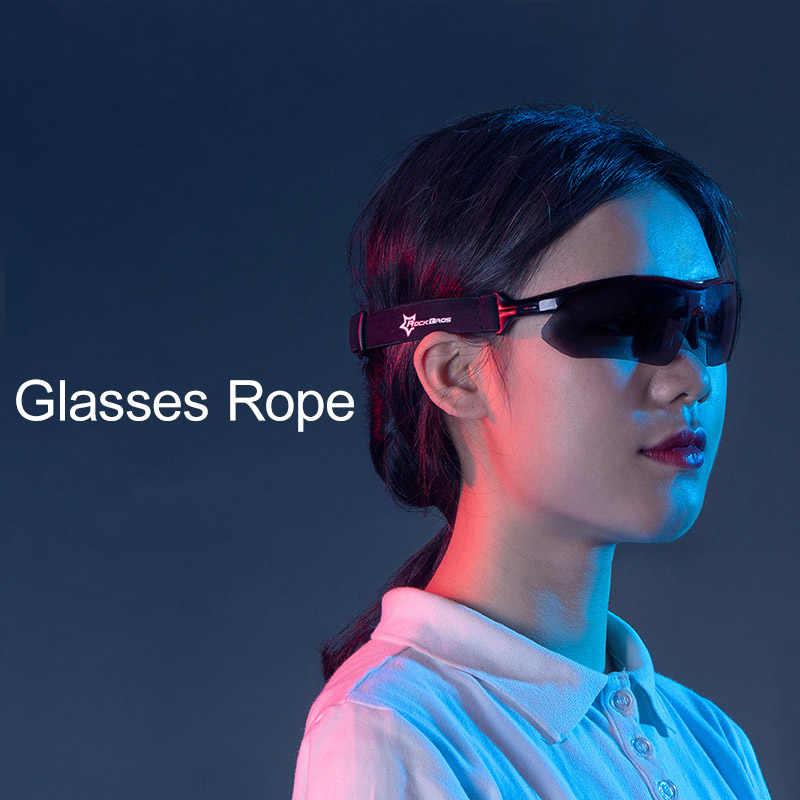 ROCKBROS Photochromic Đi Xe Đạp Kính Mắt Nhẹ Xe Đạp Kính Mát Gọng Kính Cận MTB Núi UV400 Xe Đạp Kính Phụ Kiện