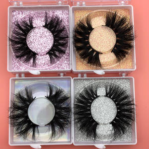 Mikiwi 25mm Lashes L...