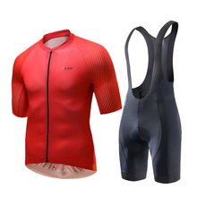 Jersey MTB Cycling-Sets RION Road-Bike Summer Men Gel-Pad Downhill