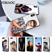 American TV Riverdale Cole Sprouse Silicone Case for iPhone 5 5S 6 6S Plus 7 8 11 Pro X XS Max XR