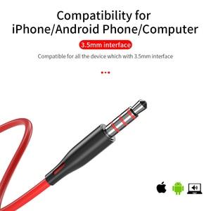 Image 5 - Essager, проводные наушники для телефона Xiaomi Samsung, компьютера, 3,5 мм, наушники с микрофоном, наушники, спортивные стерео наушники