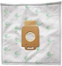 Cleanfairy 15pcs sacchi per aspirapolvere compatibile con Nilfisk Estremo Re Serie 223 595 00 Nilfisk GM200,GM300,GM400