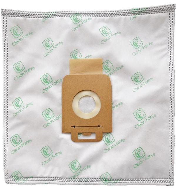 Cleanfairy 15pcs vacuum cleaner bags compatible with Nilfisk Extreme King Series 223 595 00 Nilfisk GM200,GM300,GM400