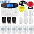 WIFI-in Alarm Systeemkits van Veiligheid en bescherming op