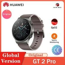 HUAWEI-reloj inteligente GT 2 Pro, dispositivo con batería de 14 días de duración, GPS, carga inalámbrica, Kirin A1, GT2 Pro, versión Global