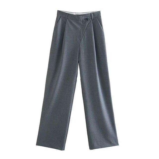 High-Waist Trousers  5