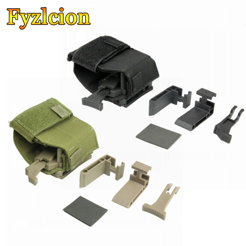 Fma Tb1115 Universal Holster Tactical Belt For Belt External Laptop Multifunctional Bag Accessories Springs Military Edc Utility