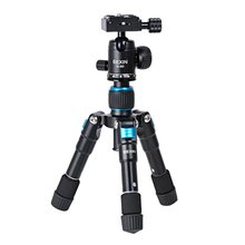 Tripod ULTRA COMPACT Desktop Macro Mini Kit with Ball Head For compact DSLRs and camcorders on desktop